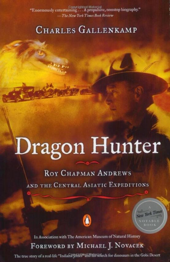 Dragon Hunter | By Charles Gallenkamp
